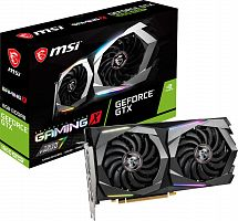 Видеокарта MSI GeForce GTX 1660 Super GAMING X 1830Mhz PCI-E 3.0 6144Mb 14000Mhz 192 bit 3xDP HDMI HDCP GTX 1660 SUPER GAMING X