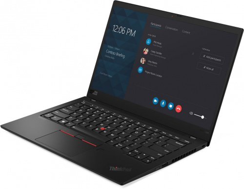 "Ноутбук Lenovo THINKPAD X1 Carbon Ultrabook (7th Gen) (Intel Core i5 8265U 1600 MHz/14""/2560x1440/16Gb/512Gb SSD/DVD нет/Intel UHD Graphics 620/Wi-Fi/Bluetooth/Windows 10 Pro) фото 2"
