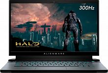 "Ноутбук DELL Alienware M15 R3 (Intel Core i7 10750H 2600MHz/15.6""/1920x1080 300Hz/16GB/512GB SSD/DVD нет/NVIDIA GeForce RTX 2070 SUPER 8GB/Wi-Fi/Bluetooth/Windows 10 Home)"