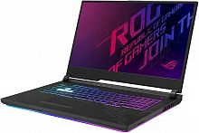 "Ноутбук ASUS ROG Strix G17 G712LW Intel Core i7 10750H 2600MHz/15.6""/1920x1080/16GB/512GB SSD/DVD нет/NVIDIA GeForce RTX 2070 8GB/Wi-Fi/Bluetooth/Windows 10 Home"