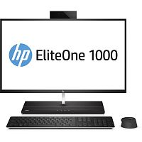 "Моноблок HP EliteOne 1000 G1 27"" 4K / Core i7-7700/ 8GB/ 512GB SSD/ WiFi/ BT/ FPR/ Win10Pro (2LU04EA#ACB)"